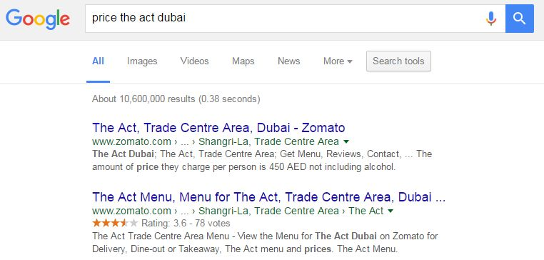 Search The Act Dubai Zmot Presence
